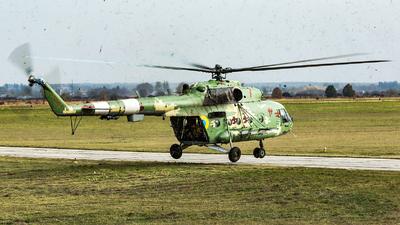 87 - Mil Mi-8MT Hip - Ukraine - Air Force