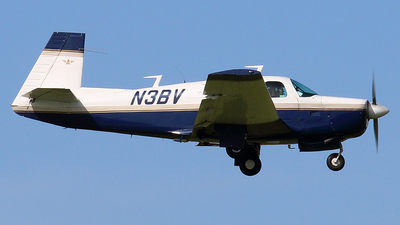 N3BV - Mooney M20F - Private