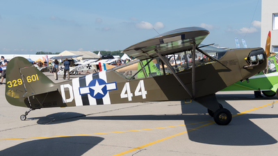 OK-CUD44 - Mara Wing L-4U Cub - Private