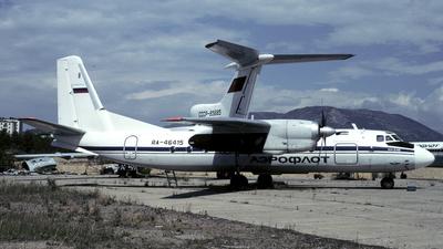 RA-46415 - Antonov An-24B - Aeroflot