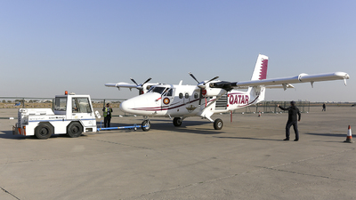 A7-MAR - Viking DHC-6-400 Twin Otter - Qatar - Air Force