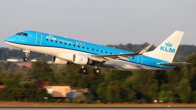PH-EXR - Embraer 170-200STD - KLM Cityhopper
