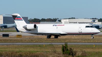 N821FL - Bombardier CRJ-200PF - IFL Group