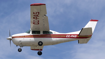CC-PAS - Cessna T210L Turbo Centurion II - Private