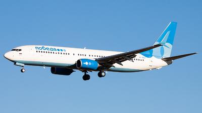 VP-BQJ - Boeing 737-8MC - Pobeda