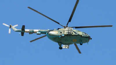 234 - Mil Mi-8MTV Hip - Ukraine - Air Force
