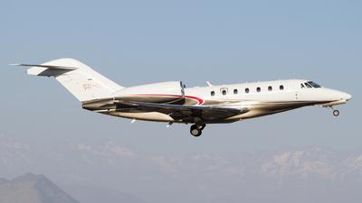 CC-CPS - Cessna 750 Citation X - Private