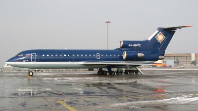 RA-42402 - Yakovlev Yak-42D - S-Air