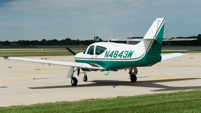 N4843W - Rockwell Commander 114 - Private