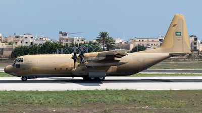 1631 - Lockheed C-130H-30 Hercules - Saudi Arabia - Air Force