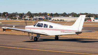 VH-NFR - Piper PA-28-161 Warrior II - Private