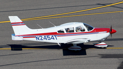 N2454T - Piper PA-28-180 Cherokee G - Private