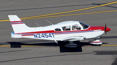 A picture of N2454T - Piper PA28180 - [287205054] - © Huy Do