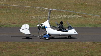 D-MMMB - AutoGyro Europe MT-03 Eagle - Private