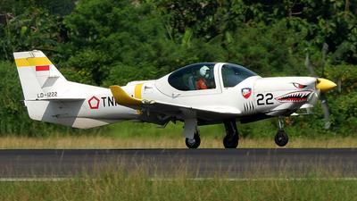 LD-1222 - Grob G120TP - Indonesia - Air Force