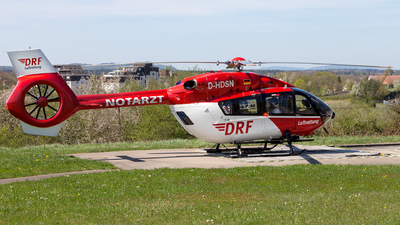 D-HDSN - Airbus Helicopters H145 - DRF Luftrettung