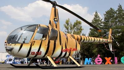 XB-TGR - Robinson R44 Clipper II - Private