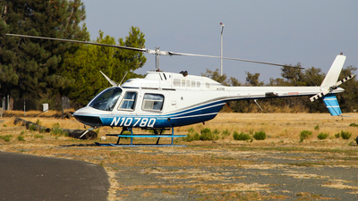 N1078Q - Bell 206B JetRanger - Private Air Taxi