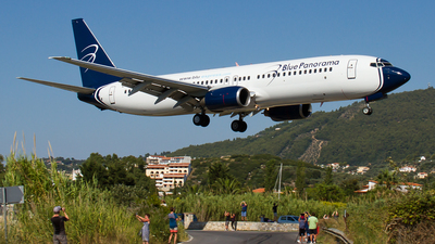 EI-GAX - Boeing 737-8Z0 - Blue Panorama Airlines