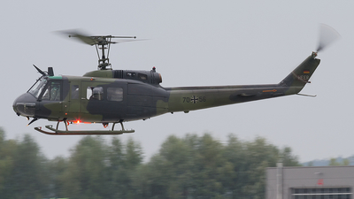 70-56 - Bell UH-1D Iroquois - Germany - Air Force