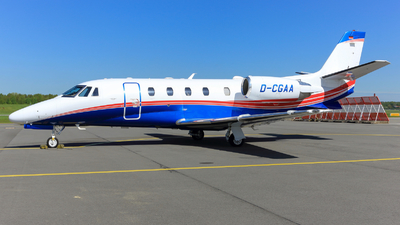 D-CGAA - Cessna 560XL Citation XLS Plus - Air Hamburg