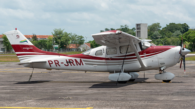 PR-JRM - Cessna T206H Stationair TC - Engefoto