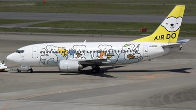 JA305K - Boeing 737-54K - Air Do (Hokkaido International Airlines)