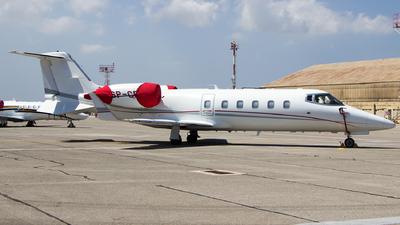 SP-CEZ - Bombardier Learjet 60 - Private