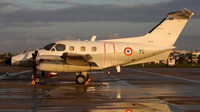 105 - Embraer EMB-121AA Xingú - France - Air Force
