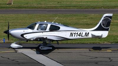N114LM - Cirrus SR22T-GTS - Private