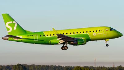 A picture of VQBYM - Embraer E170SU - S7 Airlines - © OSDU