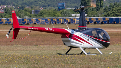 HA-FTX - Robinson R44 Raven II - BHS Helicopter