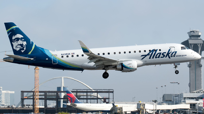 N638QX - Embraer 170-200LR - Alaska Airlines (Horizon Air)