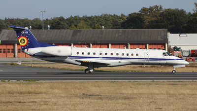 CE-01 - Embraer ERJ-135LR - Belgium - Air Force