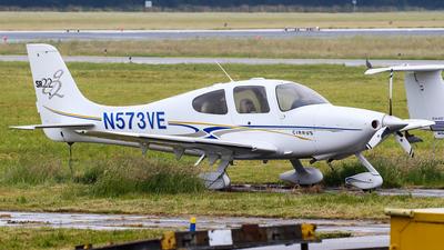N573VE - Cirrus SR22-G2 - Private