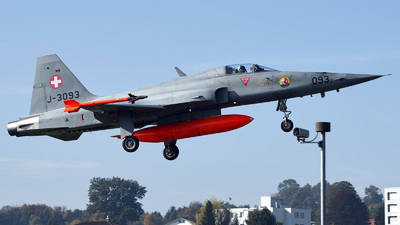 J-3093 - Northrop F-5E Tiger II - Switzerland - Air Force