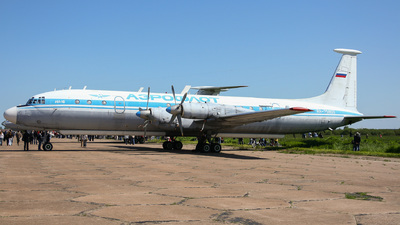 RA-75903 - Ilyushin IL-22M Bizon - Russia - Air Force