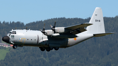 CH-01 - Lockheed C-130H Hercules - Belgium - Air Force