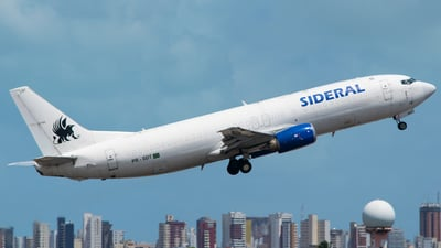 A picture of PRSDT - Boeing 7374B6(SF) - Sideral Linhas Aereas - © Mike Sierra Oscar