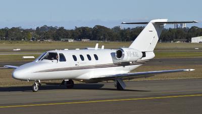 A picture of VHKXL - Cessna 525 CitationJet CJ1 - [5250100] - © Christopher Saintilan