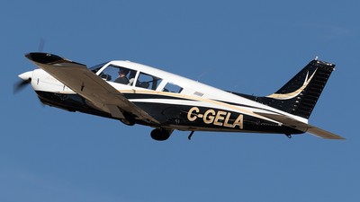 C-GELA - Piper PA-28R-200 Cherokee Arrow II - Private