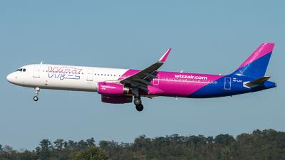 HA-LXD - Airbus A321-231 - Wizz Air