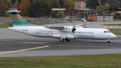 SE-MKF - ATR 72-212A(600) - Braathens Regional