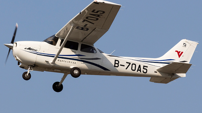 B-70A5 - Cessna 172S Skyhawk SP - Civil Aviation Flight University of China