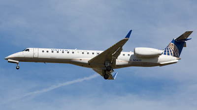 N34111 - Embraer ERJ-145XR - United Express (Trans States Airlines)