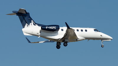 F-HGPE - Embraer 505 Phenom 300 - Pan Europeene Air Service