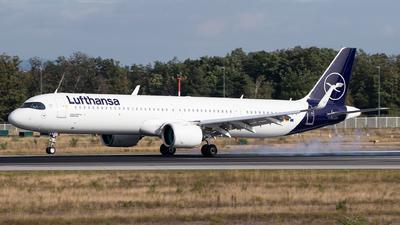 D-AIEK - Airbus A321-271NX - Lufthansa