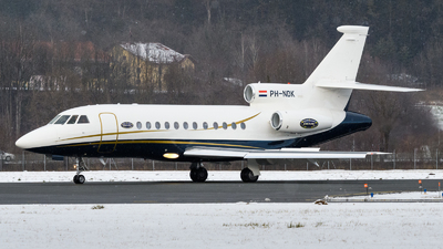 PH-NDK - Dassault Falcon 900B - Private