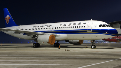 B-6783 - Airbus A320-214 - China Southern Airlines