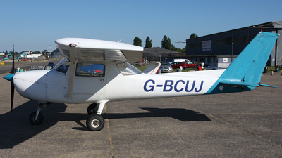 A picture of GBCUJ - Cessna F150M - [1176] - © Terry Wade